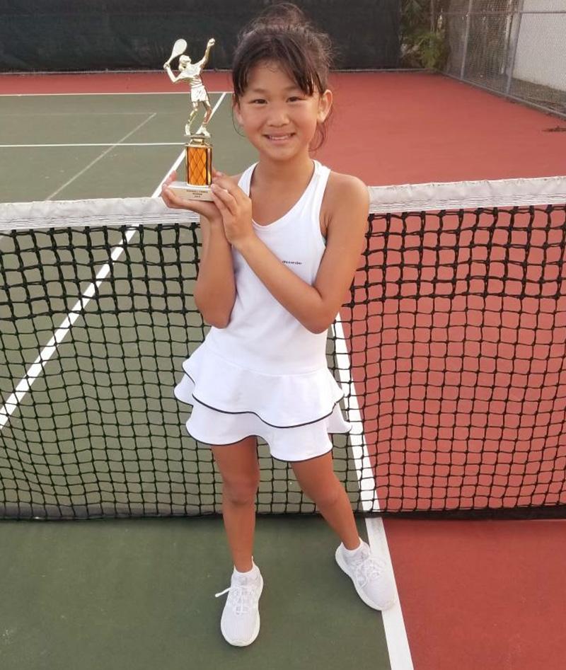 johanna tennis dress  girls tennis clothing from zoe