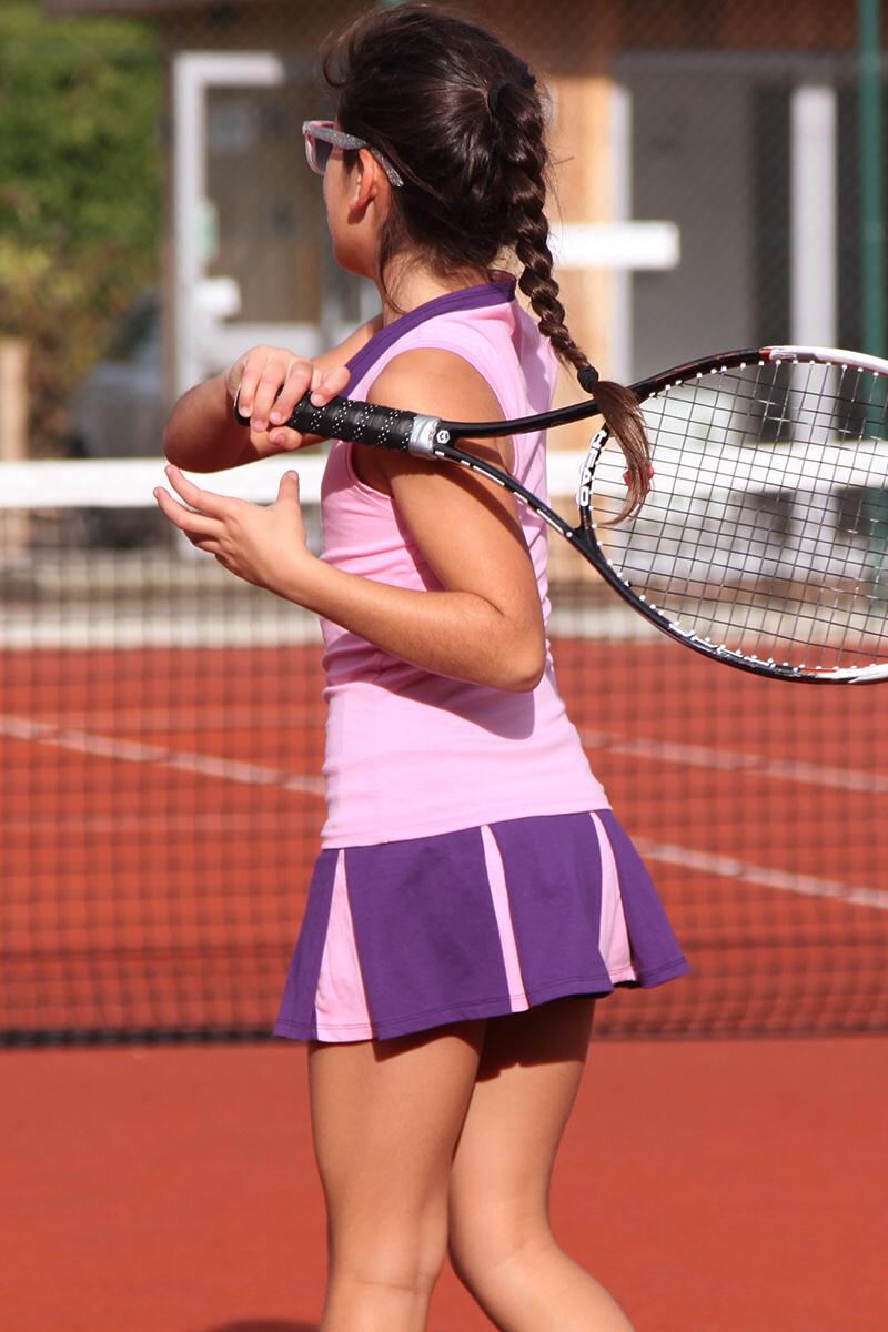 pink tennis outfits girls zoe alexander uk