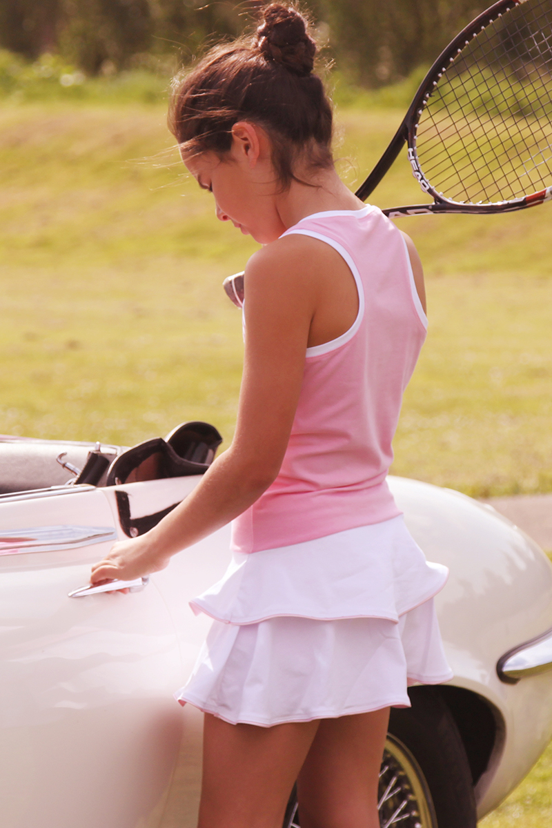 designer tennis dress for girls zoe alexander