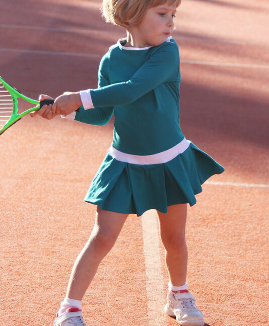 kayla tennis dress by zoe alexander