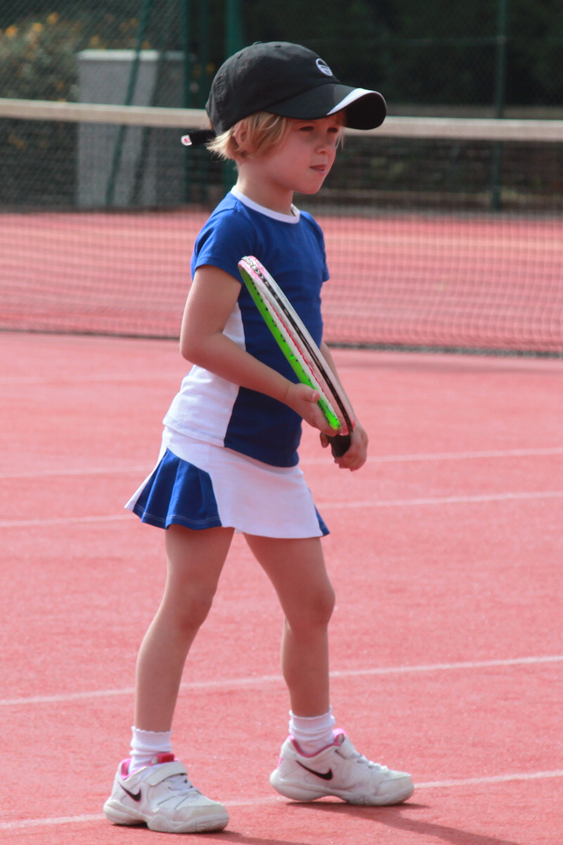 Sophia Tennis Outfit by Zoe Alexander