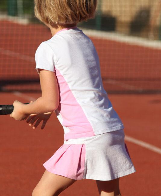 designer tennis outfit sophia by zoe alexander