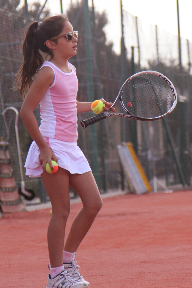 Wimbledon Pink Tennis Outfits by Zoe Alexander