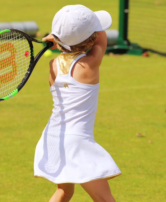 white tennis dresses zoe alexander uk wimbledon 2017