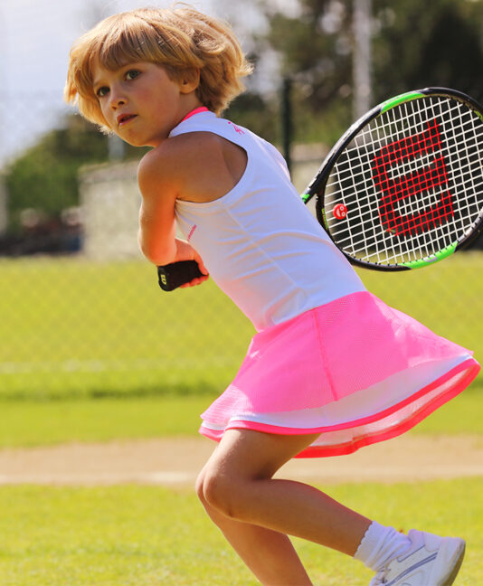 Girls Tennis Clothes