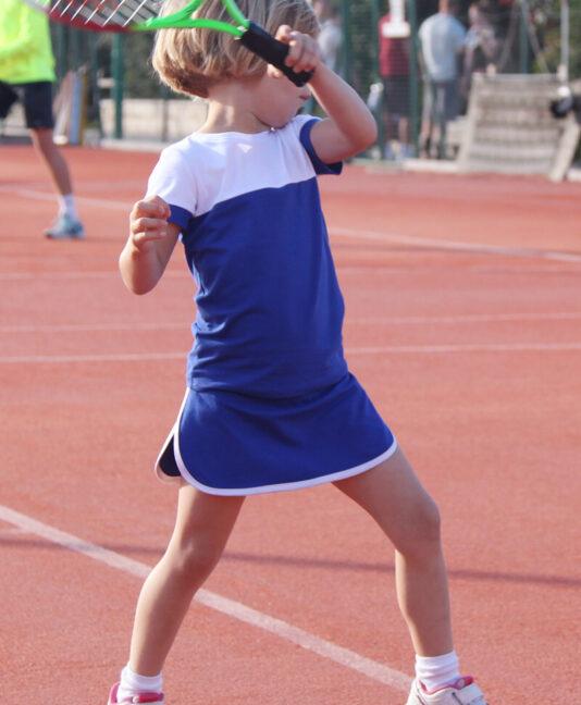 tennis skirt with split zoe alexander