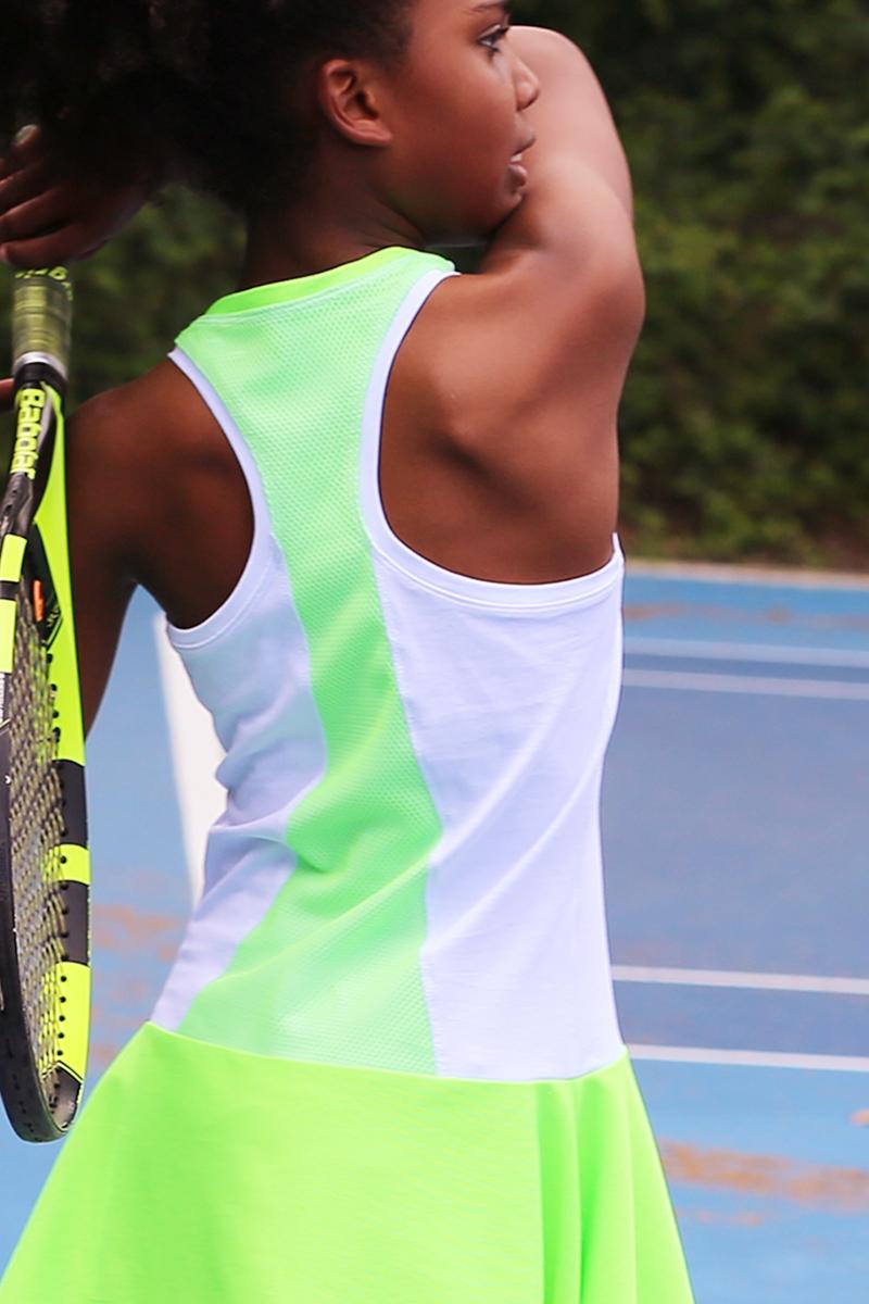 white tennis dresses zoe alexander agnieszka