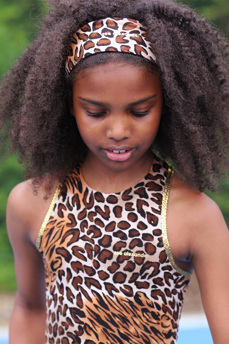 animal print jaguar africana inspire collection zoe alexander