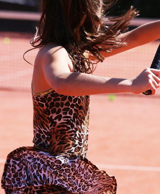 animal print tennis dresses zoe alexander