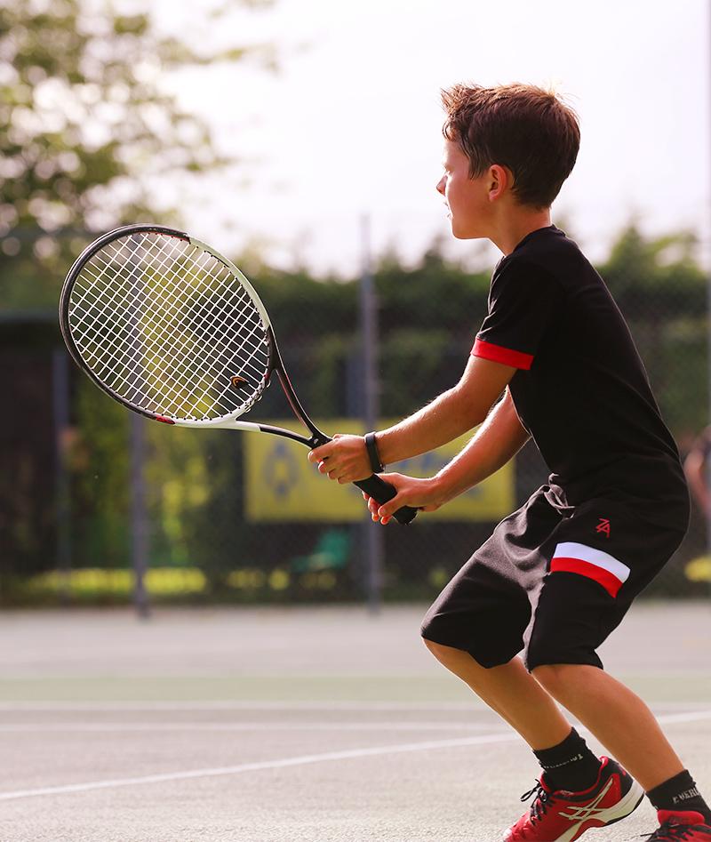 Jake Boys Tennis Outfit - Designer Junior Tennis Apparel | Zoe Alexander