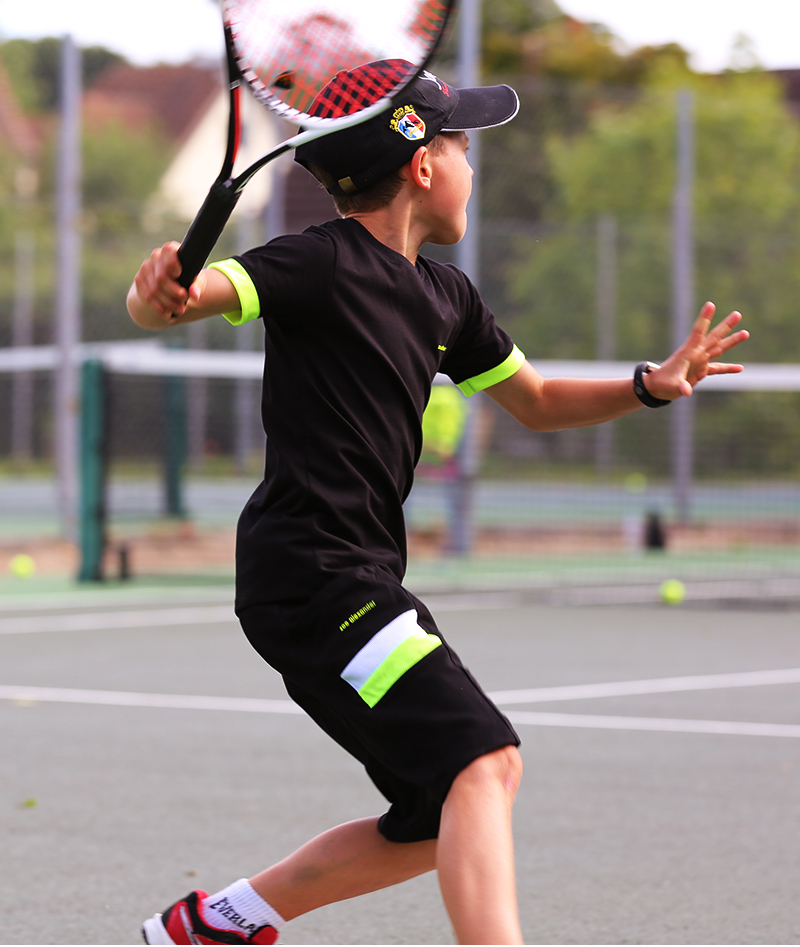 black jake tennis clothes by zoe alexander