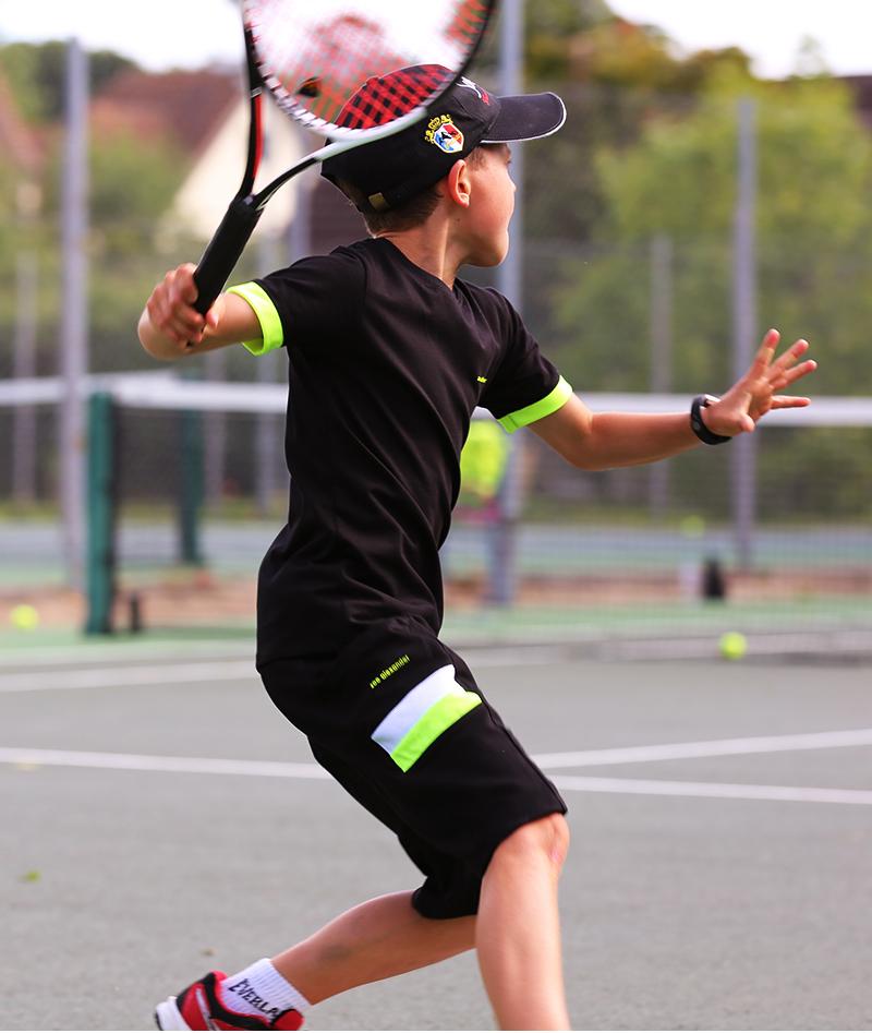 black jake tennis clothes by zoe alexander