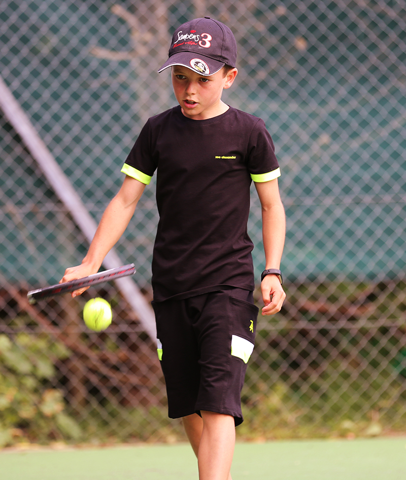 boys tennis outfits by zoe alexander
