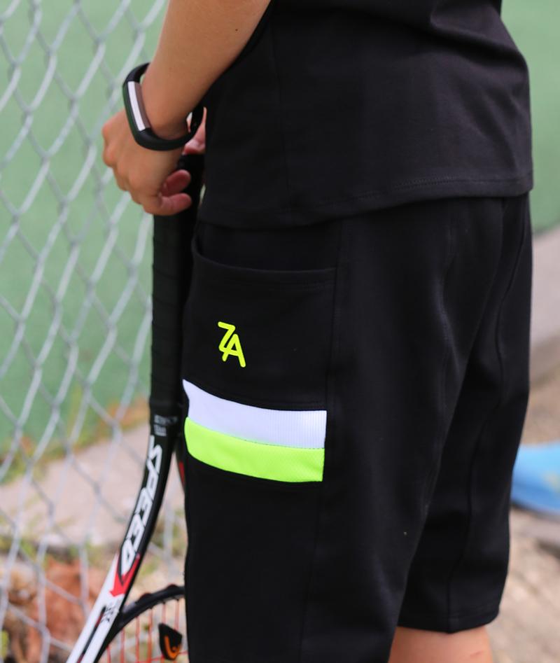 black tennis shorts zoe alexander jake tennis outfit boys