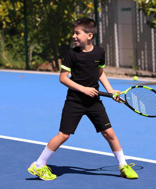 black tennis outfit for boys lucas zoe alexander