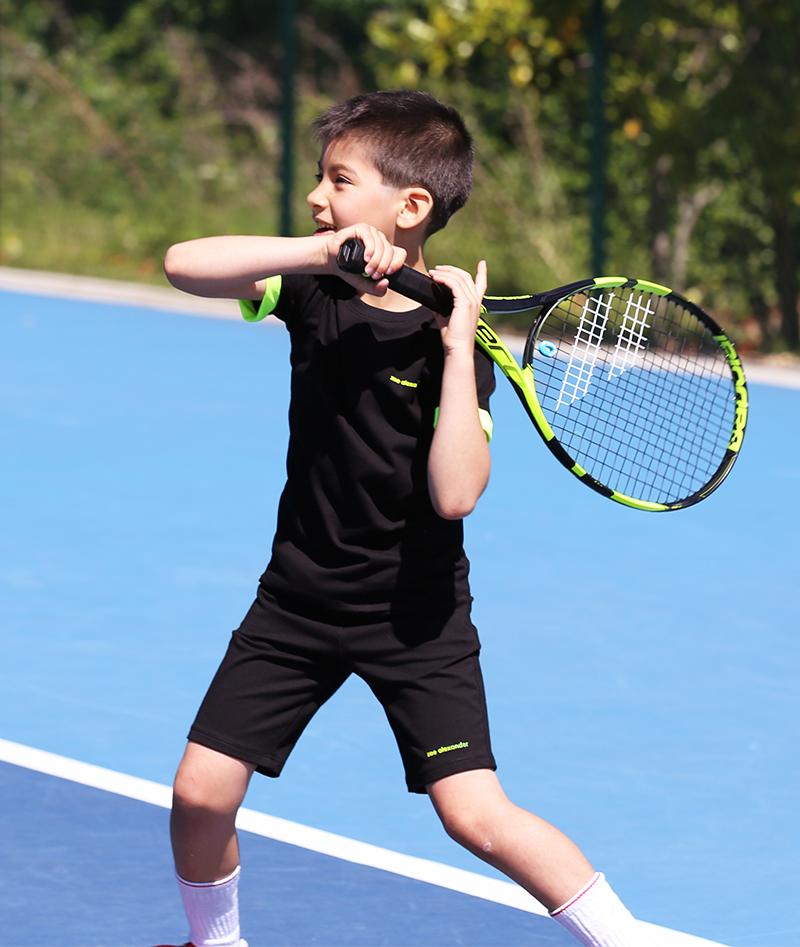 lucas boys tennis outfit  boys junior tennis apparel