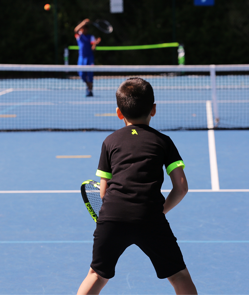 boys tennis clothes black top zoe alexander