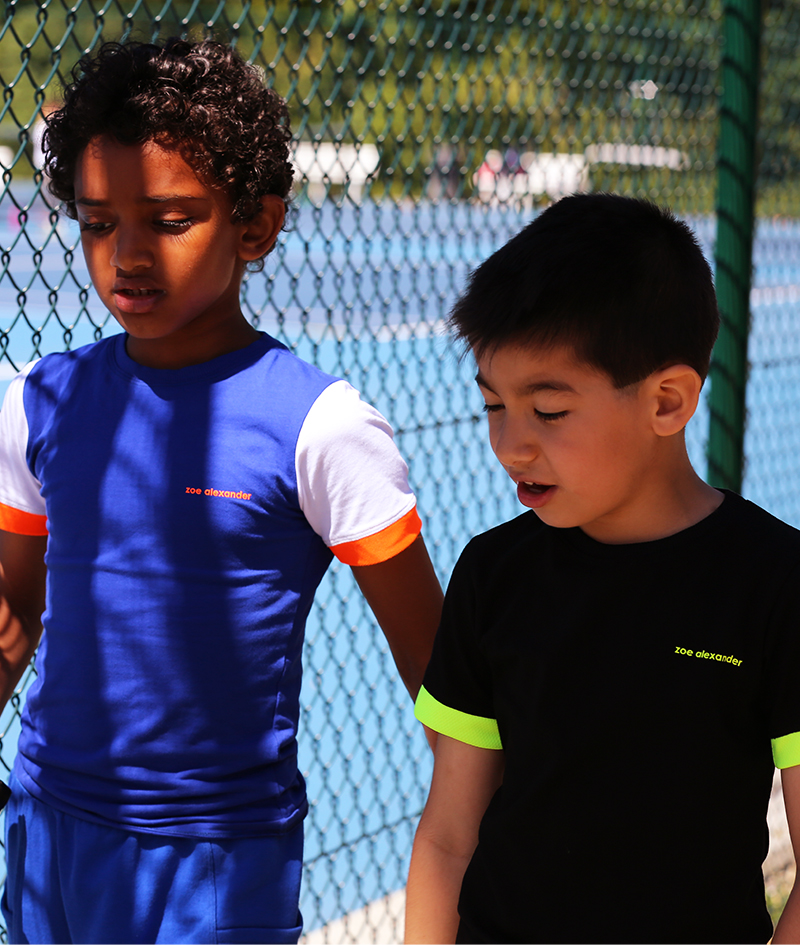 black tennis top boys lucas zoe alexander uk