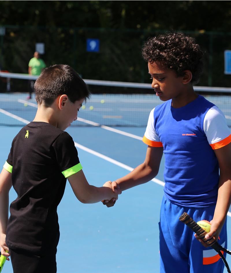 black tennis outfit for boys zoe alexander