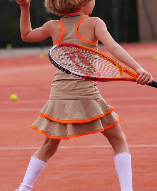 neon tennis dress zoe alexander mia