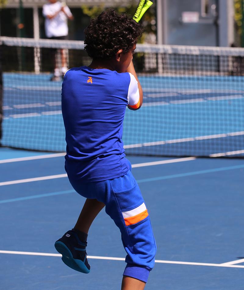 boys tennis clothes blue zoe alexander