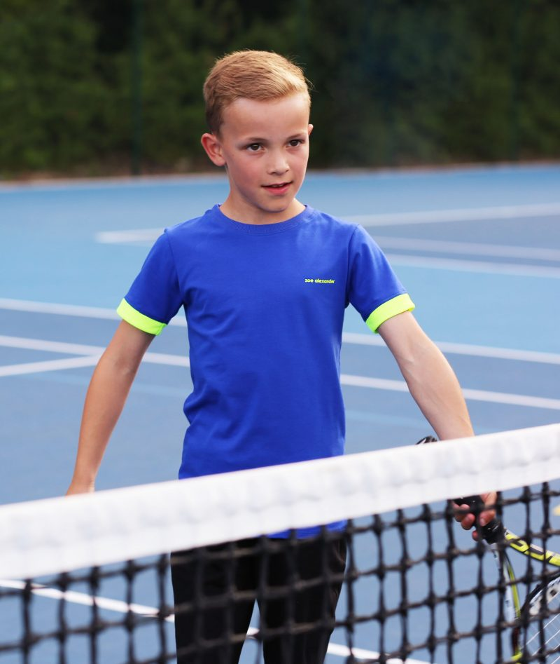 designer tennis clothes for boys uk zoe alexander