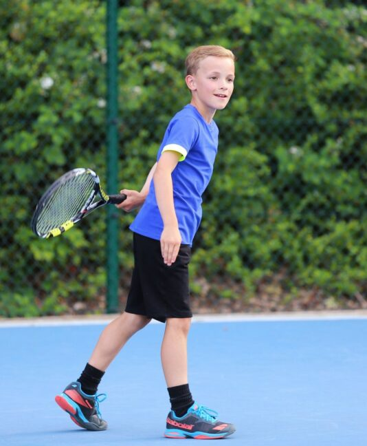 blue tennis tops for boys zoe alexander uk