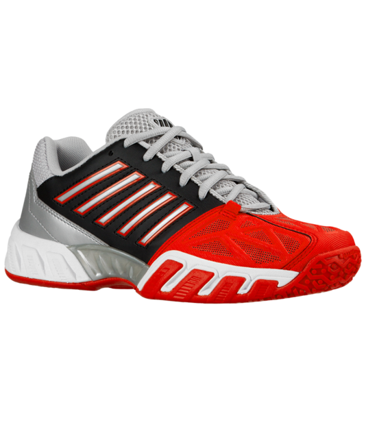 k-swiss tennis shoes for kids red bigshot omni from zoe alexander