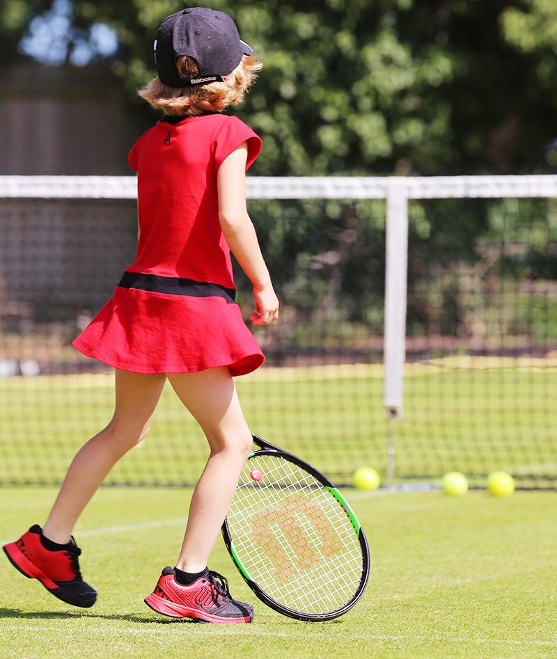 red dresses tennis for girls zoe alexander