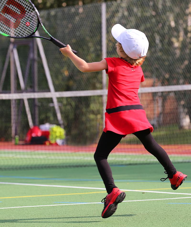 girls tennis dresses red by zoe alexander