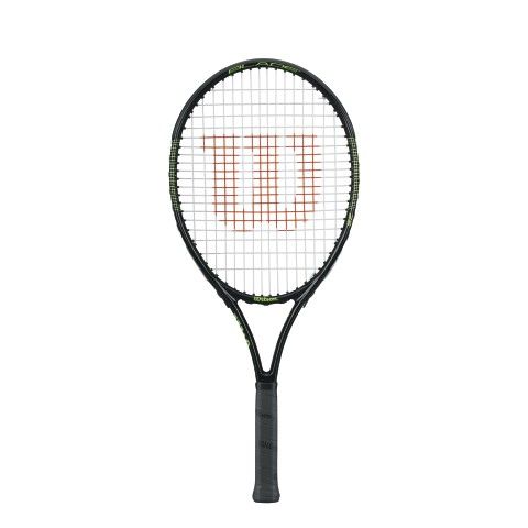 wilson team blade 25 junior racket zoe alexander