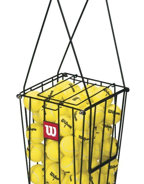 tennis ball pick up wilson ball holder zoe alexander