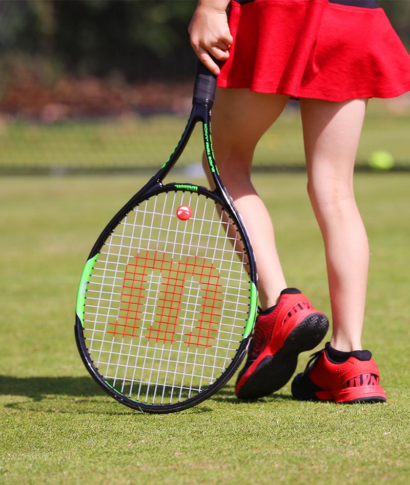 wilson blade team 25 racket zoe alexander
