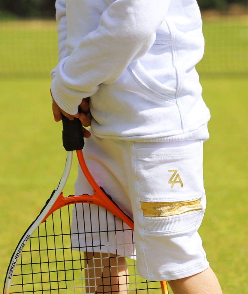 all white tennis gear for boys zoe alexander