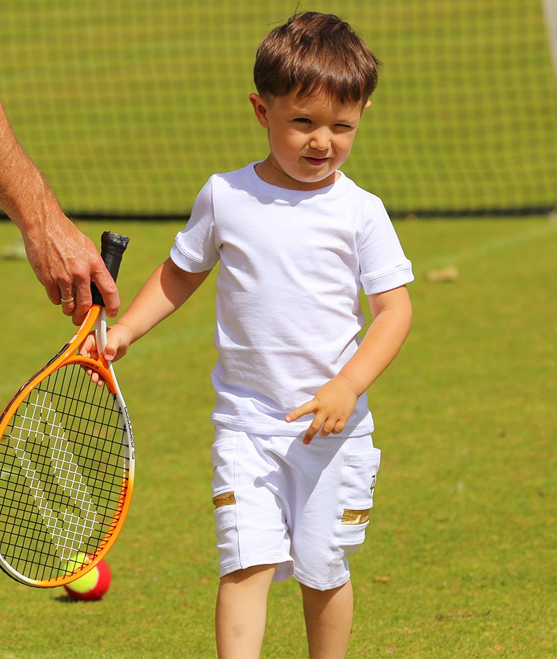 white tennis gear boys clothes zoe alexander