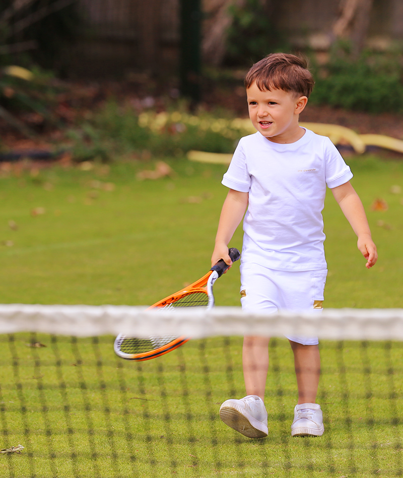 white tennis clothes for boys zoe alexander