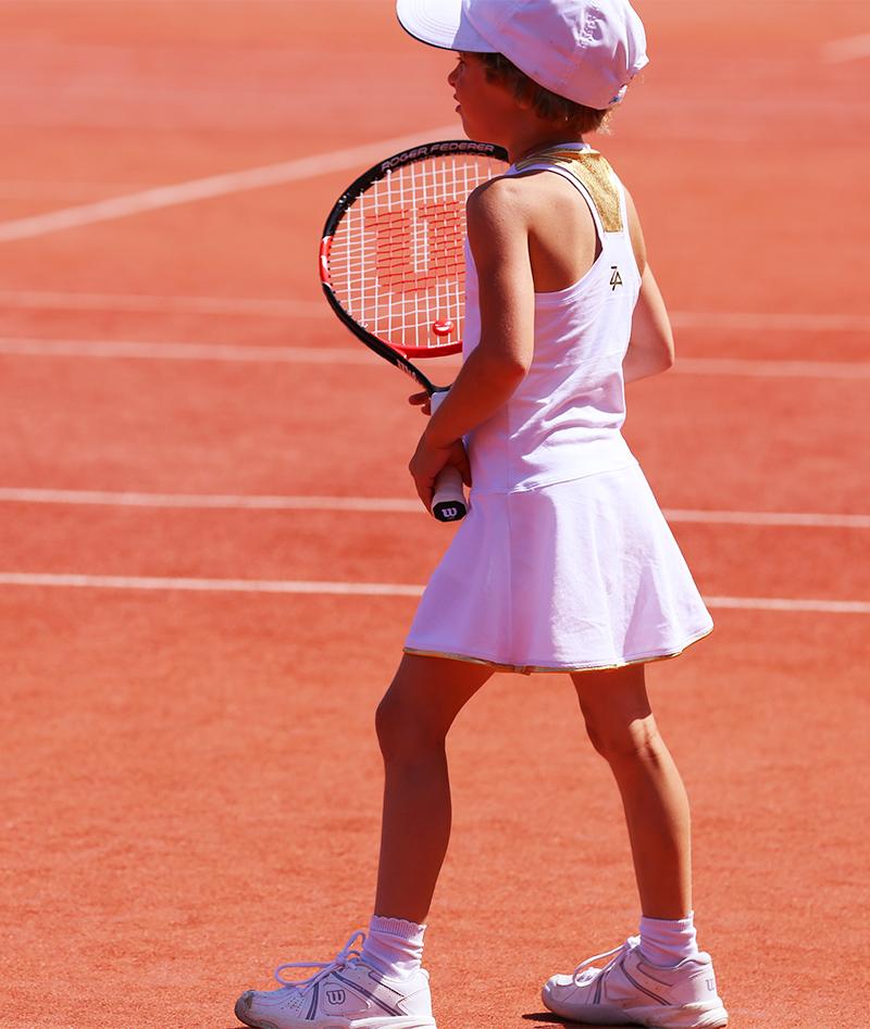 wilson roger federer 23 inch junior tennis rackets from zoe alexander