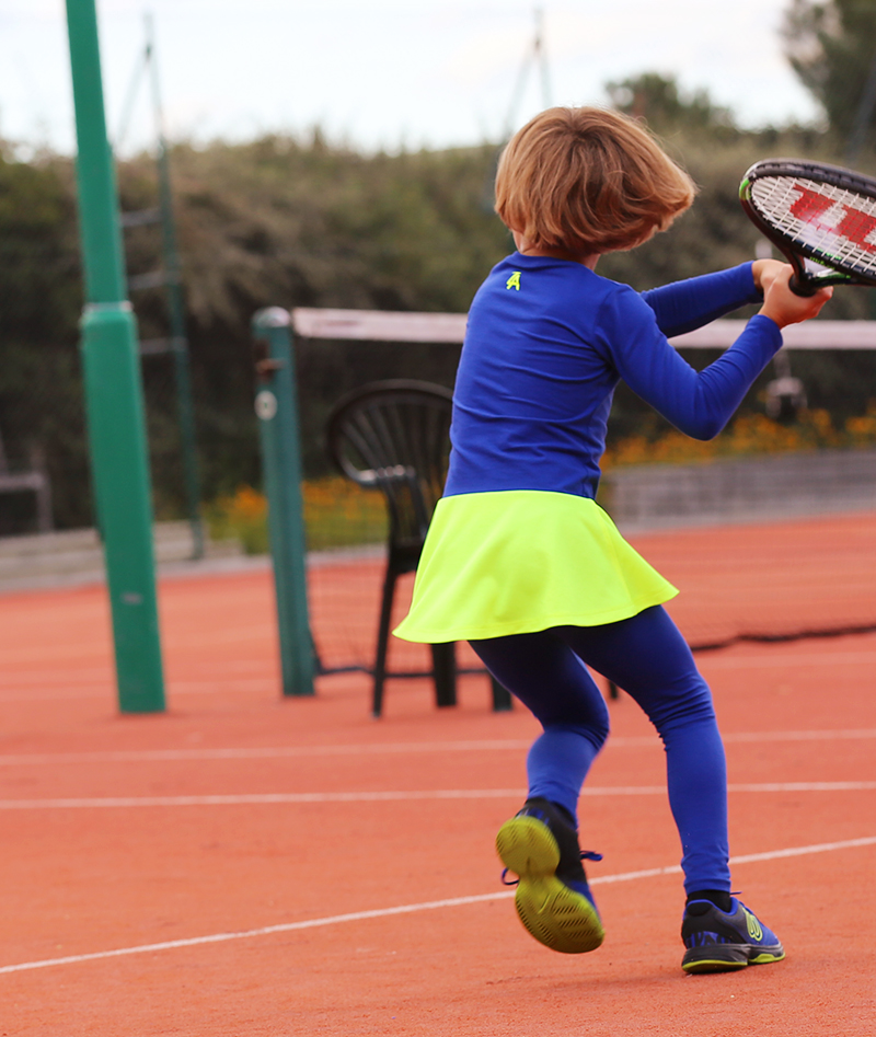winter tennis dresses daria by zoe alexander junior tennis apparel