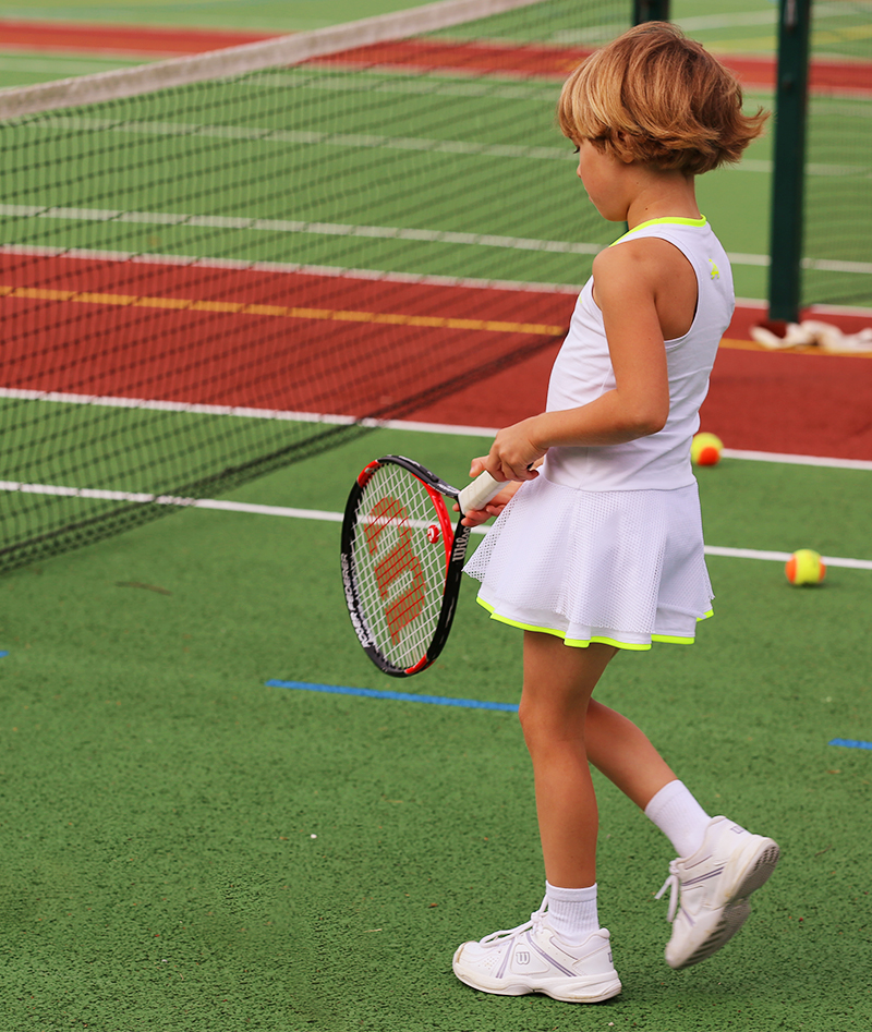 white tennis dresses for girls usa za Zoe Alexander uk Wilson racket