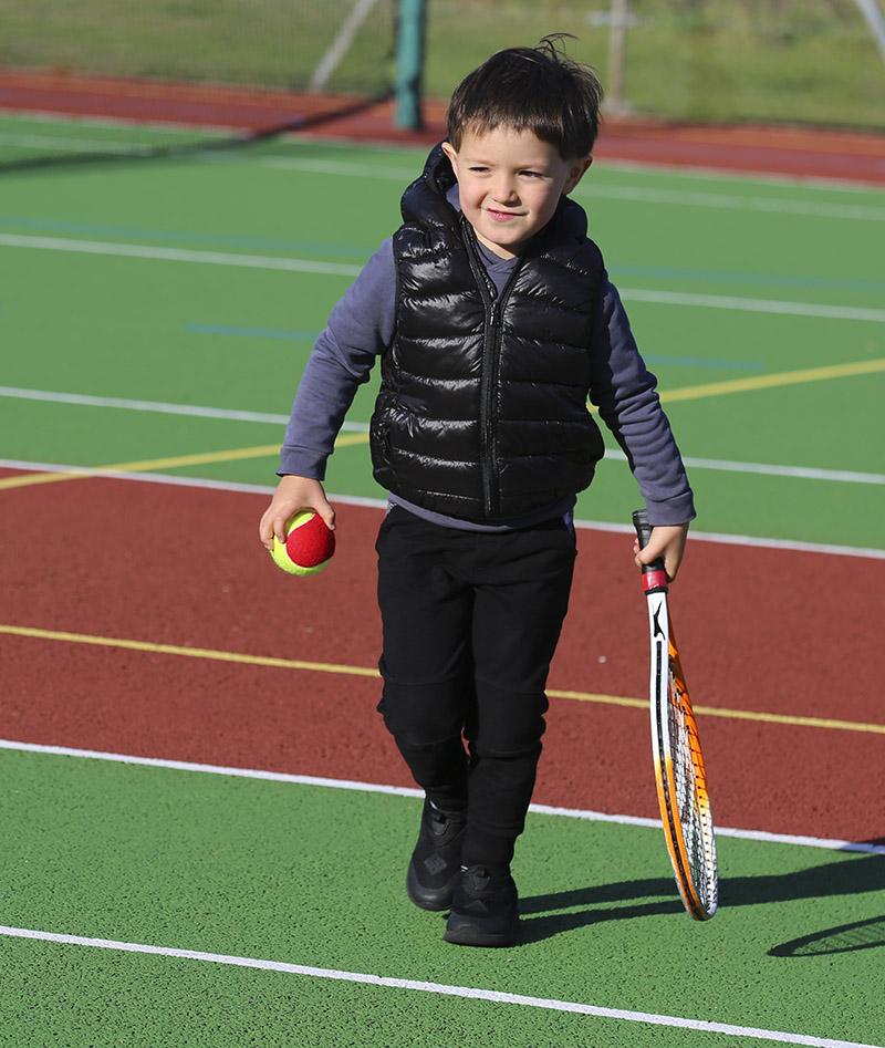 black puffa tennis jacket zoe alexander uk