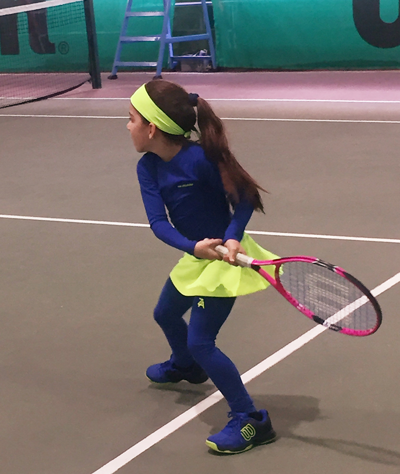 girls tennis outfits Daria headband Zoe Alexander uk za