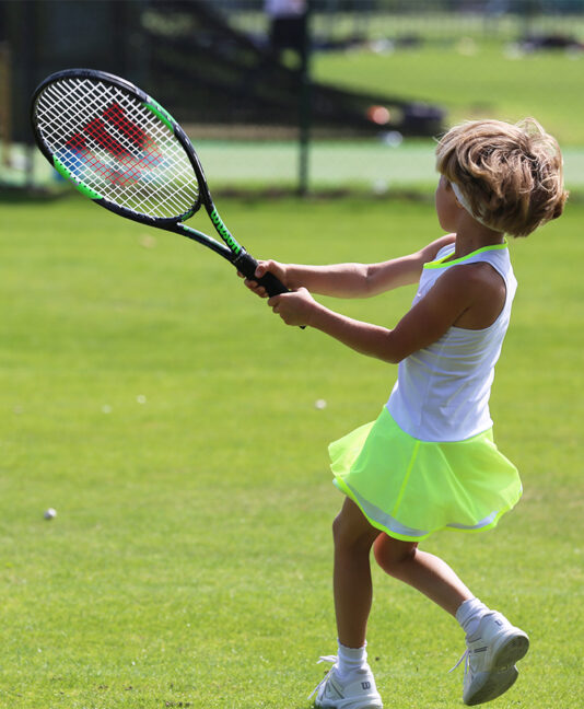 TENNIS WHITES FOR JUNIOR GIRLS ZOE ALEXANDER UK ZA
