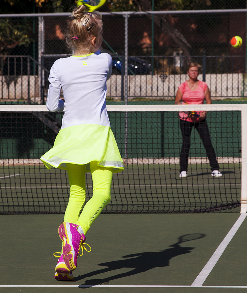 TENNIS DRESSES NEON LEGGINGS ZOE ALEXANDER UK ZA