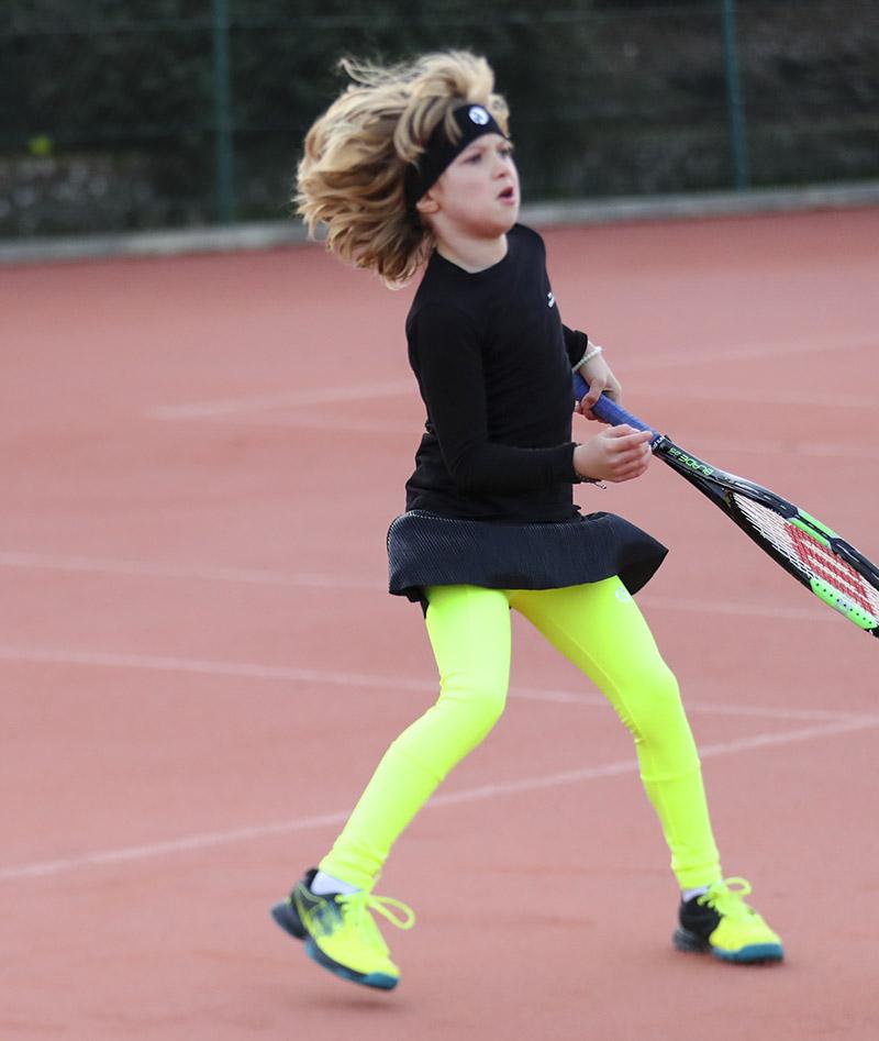 neon performance girls tennis leggings zoe alexander uk
