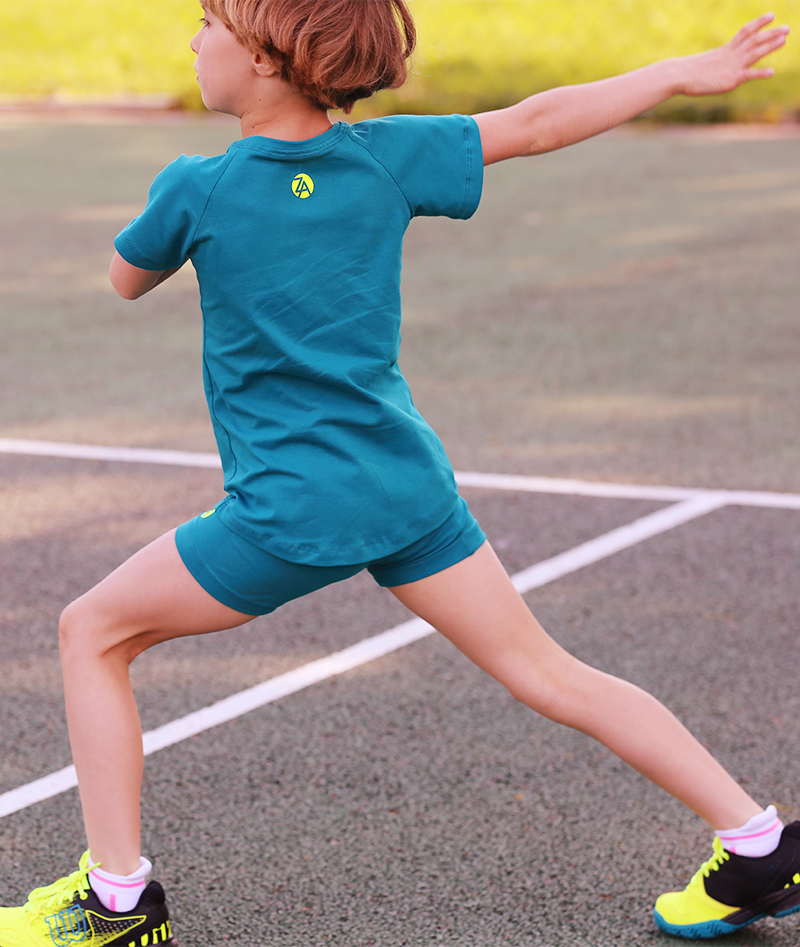 tennis shorts with ball pockets for girls zoe alexander
