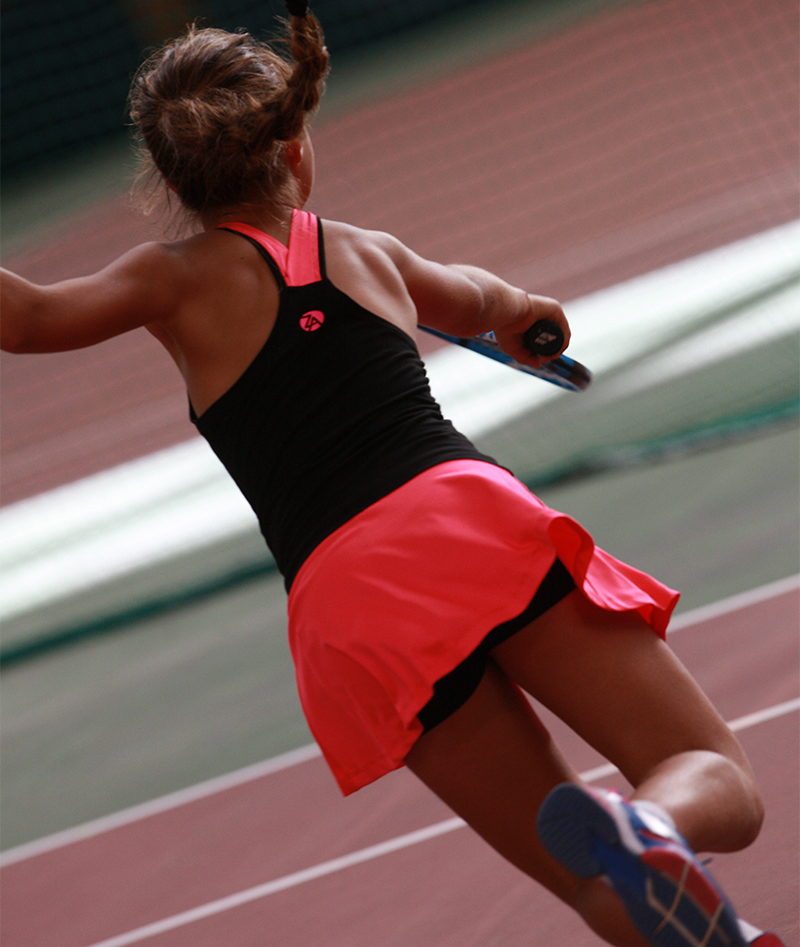 girls black tennis dress zoe alexander sapir