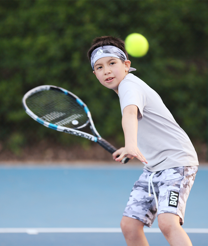 headband boys camouflage boys tennis outfit juan by zoe alexander uk