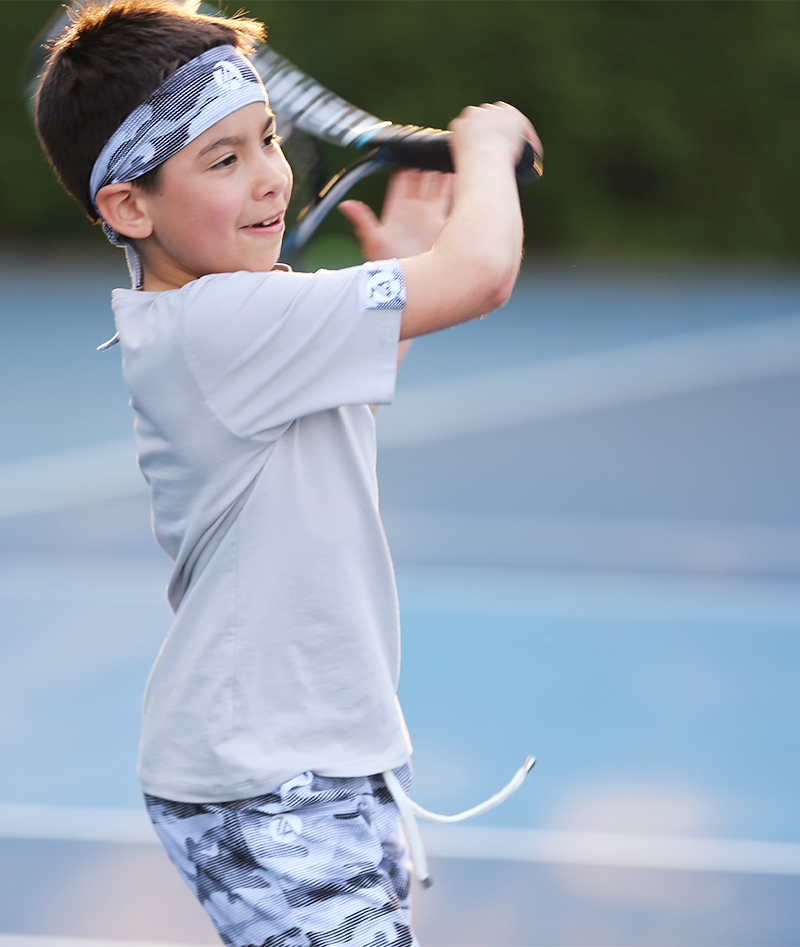 boys tennis headband zoe alexander uk