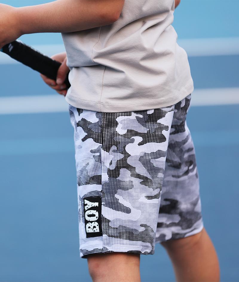 boys tennis clothing camouflage zoe alexander juan