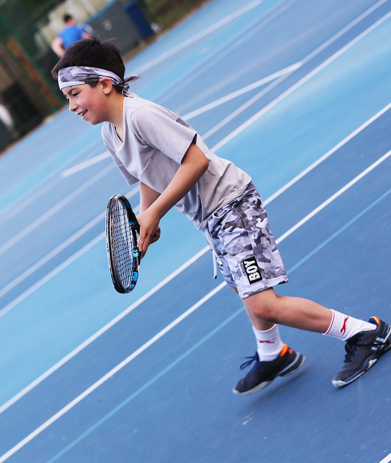 tennis boy headband Zoe Alexander uk za apparel junior